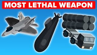 Most Lethal Modern Military Weapons