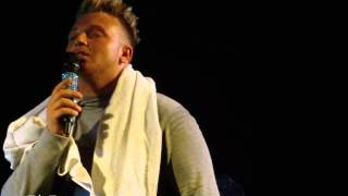 """Bad"" Menowin  Live ""unplugged in Bochum"