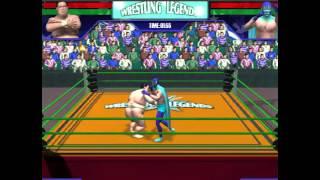 Un juego de Lucha libre wwe, Wrestling legends