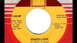 Watch Eddie Kendricks Eddies Love video
