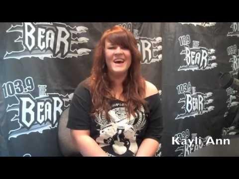 WRBR Rock Girl 2012 Contestant: Kayli Ann