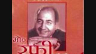 Film Chacha Chowdhary, Yr 1953, Parody Song Zanzibar by Rafi Sahab & Shyam Kumar.flv