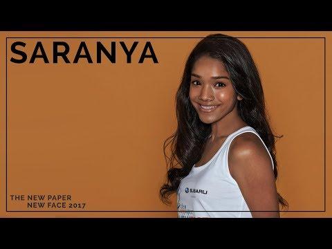 TNP New Face 2017: Saranya Chyenne