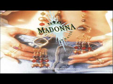 Madonna - Spanish Eyes [Like a Prayer Album]