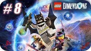 LEGO Dimensions - Gameplay Español - Capitulo 8 - 1080pHD