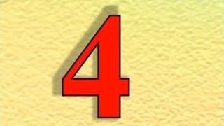 Арифметика-малышка - Четыре моряка (серия 4) (Уроки тетушки Совы)