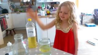 How to make a lava lamp without alka seltzer