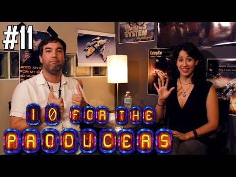 10 for the Producers: Episode 11