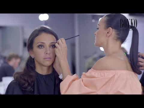 пошаговый макияж для треугольного лица
