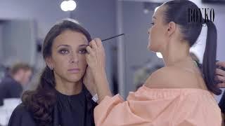 как сделать макияж для треугольного лица
