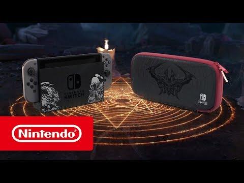 Bande-annonce de la console Nintendo Switch édition limitée Diablo III