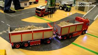 Having fun with rc-trucks - part 234