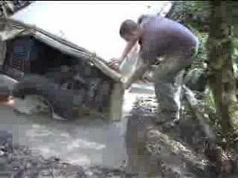 pinzgauer off road