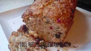 How To Make Coconut Sweet Bread..wmv