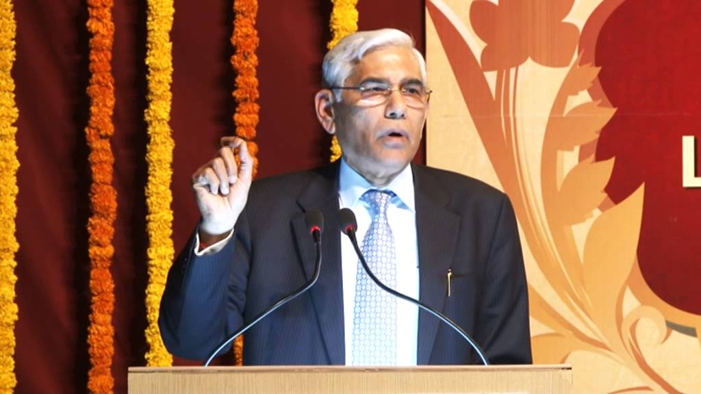 16th Leadership Lecture by Shri Vinod Rai Part # 2/4
