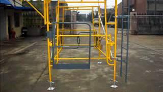 ringlock scaffolding,cuplock scaffolding,frame scaffolding,planks,couplers,quick scaffolding.wmv