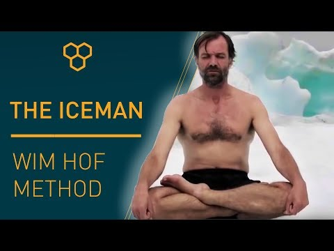 THE ICEMAN | WIM HOF METHOD