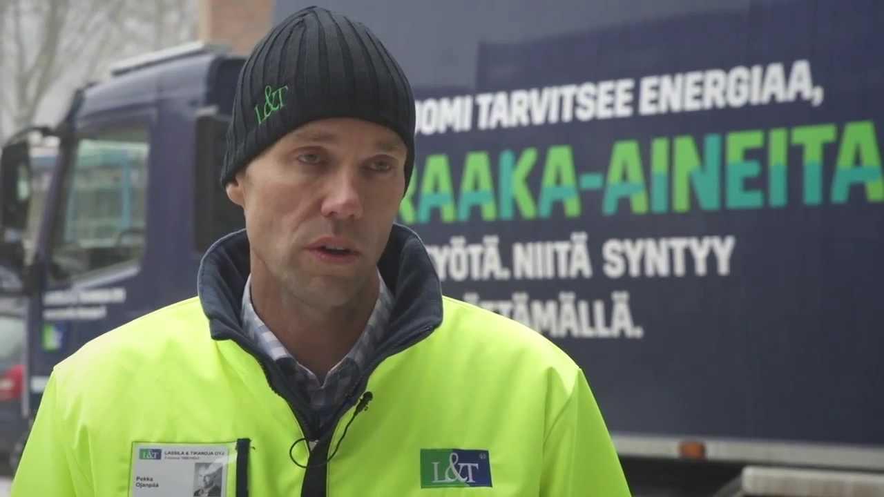 Lassila & Tikanoja Palkka