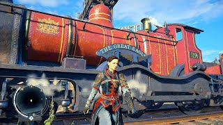 Assassin's Creed Syndicate Legendary Master Evie Frye Stealth Kills Ultra Settings