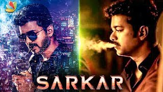 Celebrities support Vijay's Controversial Sarkar First Look | Hot Tamil Cinema News