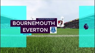 Bournemouth vs Everton premier league prediction matchweek 3