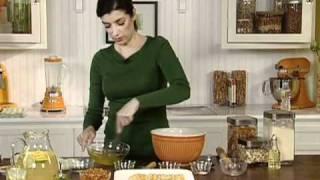 How To Make Gluten Free Rosemary Crackers