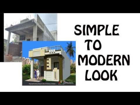 how-to-convert-simple-in-to-modern-house