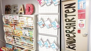 Classroom Organization Part 2 | Teacher Vlog