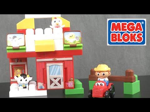 Farmhouse Friends from MEGA Bloks