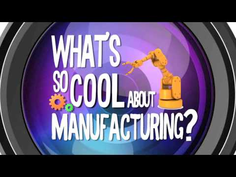 Springton Lake Middle School: What's So Cool About Manufacturing?