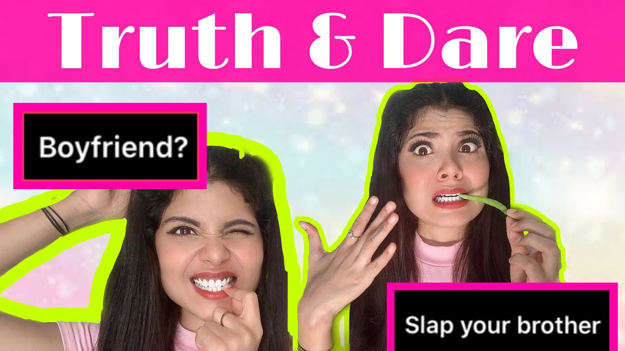 Truth and Dare with Fam | Niharika Jain