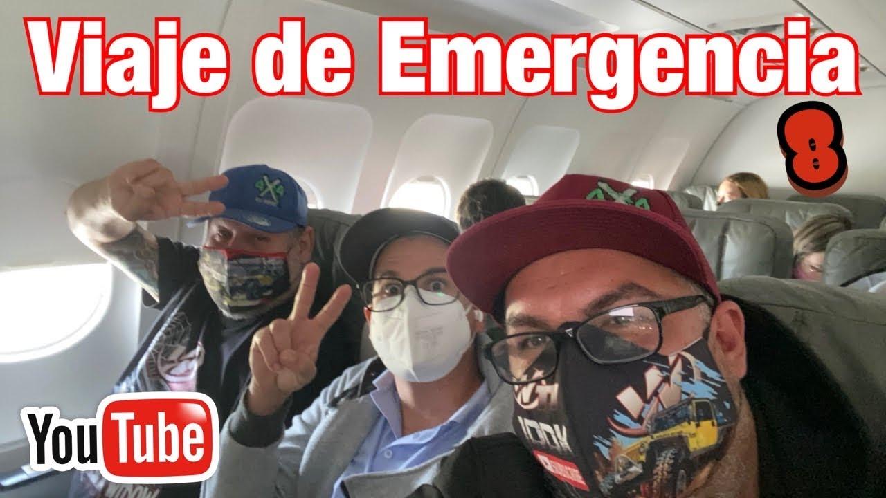 Viaje de Emergencia 8 by Waldys Off Road