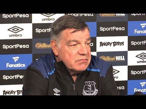Sam Allardyce Full Pre-Match Press Conference - Everton v Swansea  - Premier League