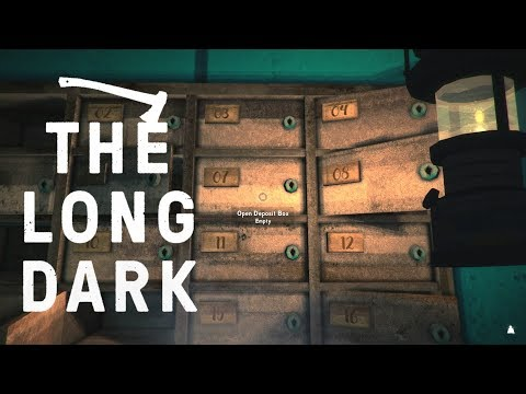 The Long Dark - Grey Mother's Safety Deposit Box! - The Long Dark Gameplay - Episode 11