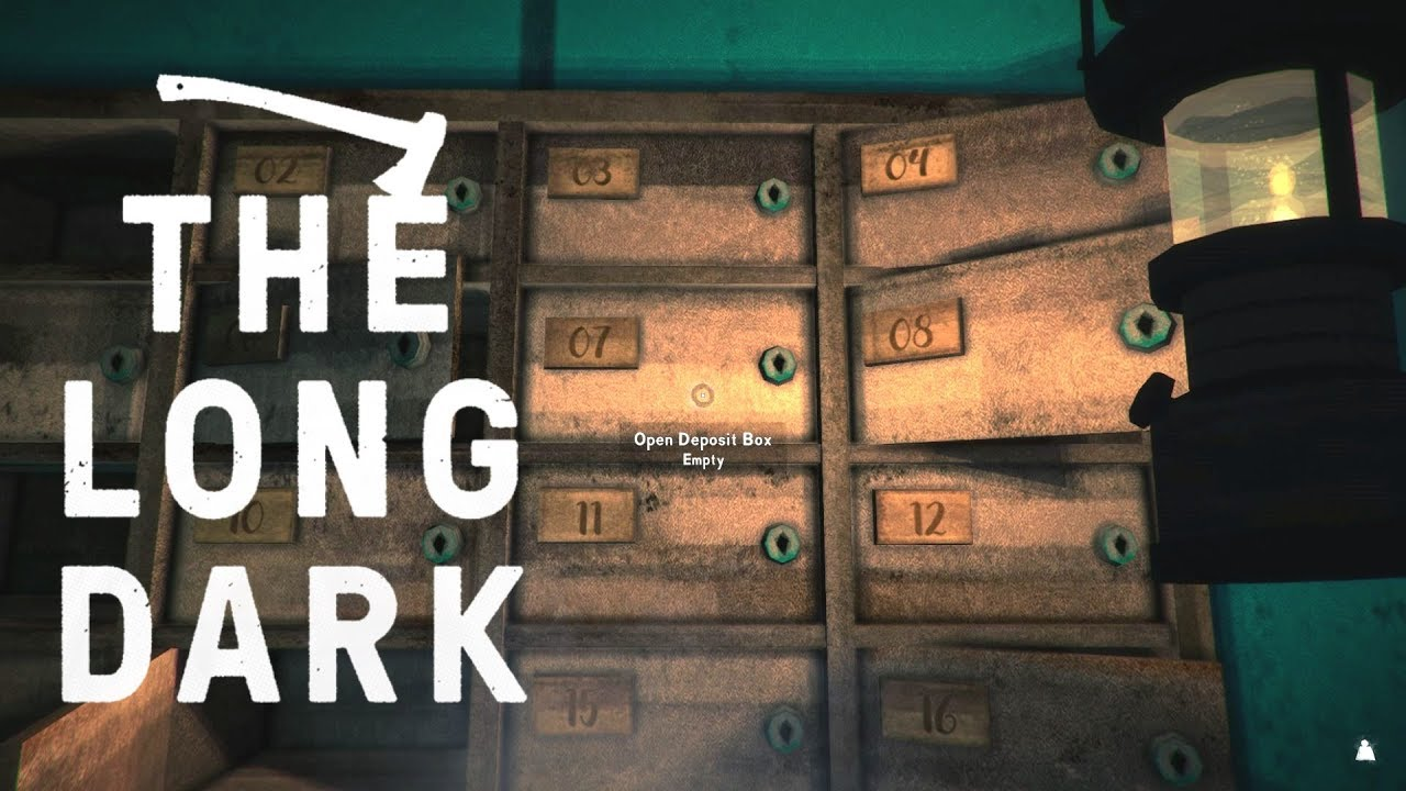 The Long Dark Grey Mothers Safety Deposit Box The Long Dark