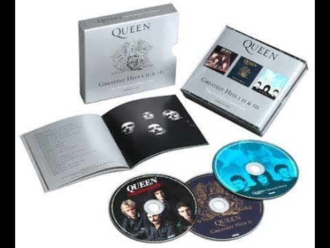 Queen - The Platinum Collection 3CD Box Set Review