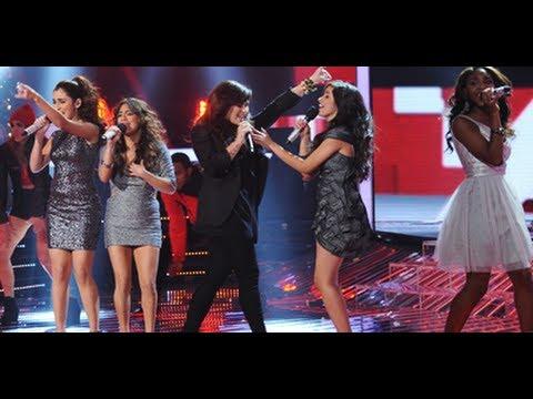 Fifth Harmony & Demi Lovato