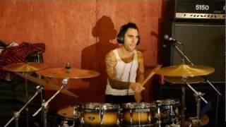 Atlas Losing Grip - Numb (Julian Guedj drum video)