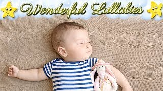 Super Relaxing Baby Musicbox Lullaby No. 1 ♥ Soft Bedtime Baby Sleep Music ♫ Good Night Sweet Dreams