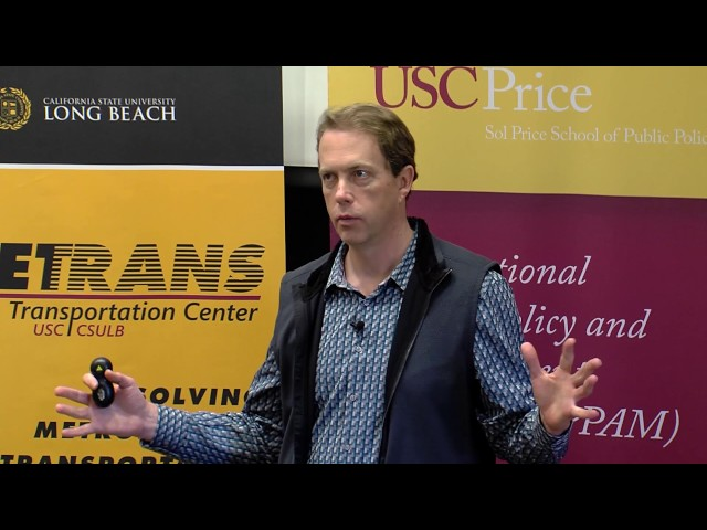 Highlights from Gary Painter's Spring 2017 METRANS Research Seminar. Watch the full version here: https://youtu.be/968w_uoHWew