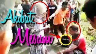 Viral di Medsos,Oknum Polisi dan Bidan Kedapatan lagi Mesum