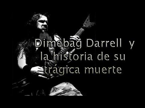 Dimebag Darrell y la historia de su trágica muerte