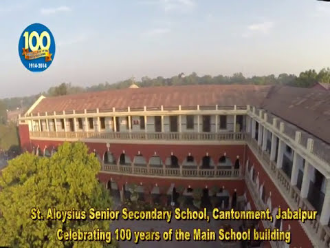 st.aloysius school sadar jabalpur