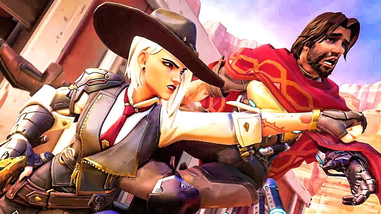 Overwatch New Hero Ashe