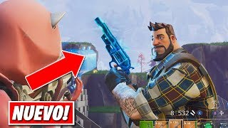 🌌 NEW PISTOLA GALAXY SKIN bei FORTNITE 😱 - SCAMEANDO A SCAMERS bei FORTNITE