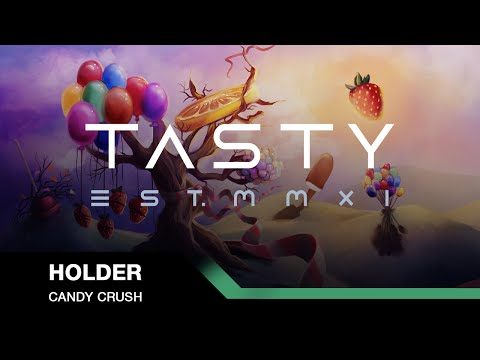 Holder - Candy Rush [Tasty Release]