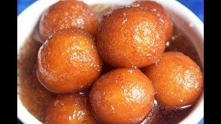 ब्रेड से बनाये बिना मावा के सबसे आसान और टेस्टी गुलाब जामुन|How to make Bread Gulab Jamun|Easy&Tasty