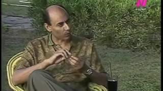 الفنان أشرف نصار في مشهد من مسلسل مطلوب عروسة