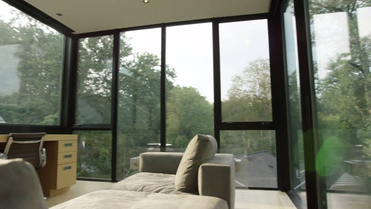 Contemporary Windows the marvin contemporary studio: overlook renovation case study