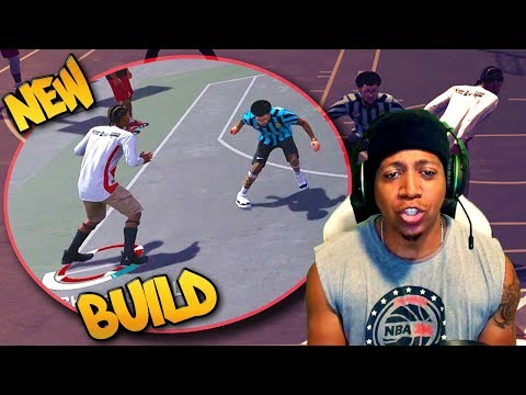 New BUILD 6'7 Playmaking Shot Creator / NO BADGES - NBA 2K18 3v3 & Pro AM